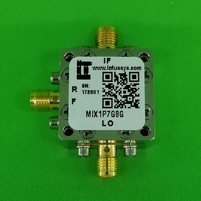 MIXER 1.7 GHz to 8 GHz RF and DC - 3G IF (Passive)