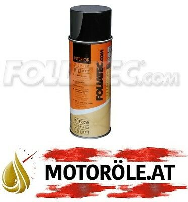 Foliatec INTERIOR ColorSpray, beige matt 400ml
