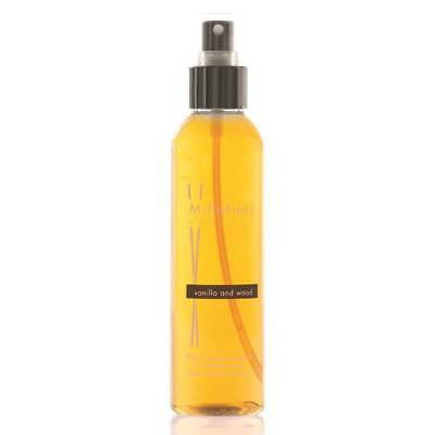 Vanilla & Wood Millefiori Natural Raumspray 150 ml