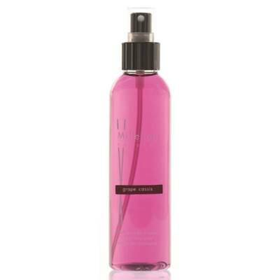 Grape Cassis Millefiori Natural Raumspray 150 ml