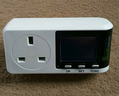 Energenie energy meter - monitor your electricity use - save power reduce bills