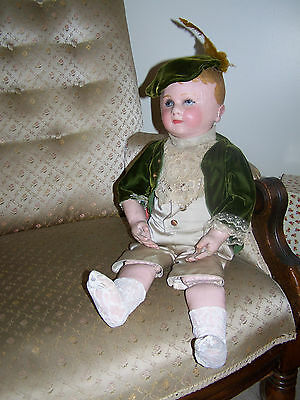 Martha Chase character doll maybe Little Lord Fauntleroy