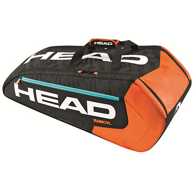 Head Radical 9R Radical Supercombi Tennis Racquet Bag -  New