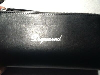 Dsquared2 Dsquared glasses sunglasses case BNWOT with cloth