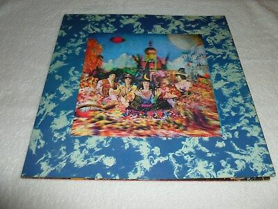 THE ROLLING STONES. THEIR SATANIC MAJESTIES REQUEST. MONO  LP. 1960s.Psychedelic
