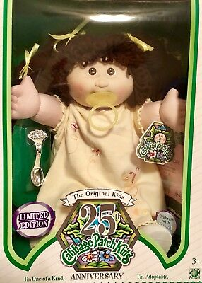 25th anniversary cabbage patch kid