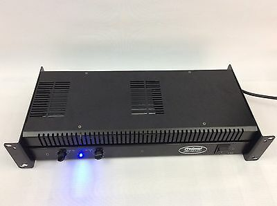 ProSound 2 Channel 200W Max Power Stereo Amplifier Amp - New Old Stock - Boxed