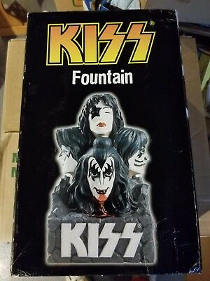 Kiss Blood Fountain NEW Spencer Gifts Gene Paul Peter Ace