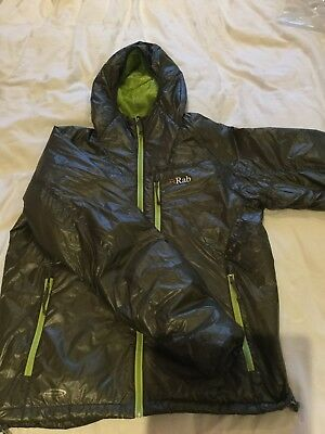 Rab Mens Xenon Jacket Medium Green