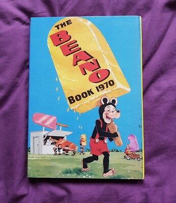 The Beano annual 1970 great condition