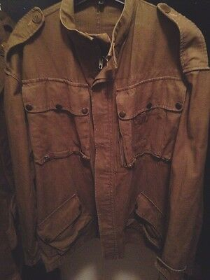 French Indochina Para Jump Smock 47/53 Rare Pattern Excellent Condition