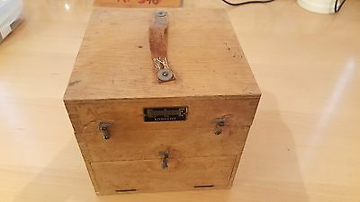 Antique old vintage quack medical shock device electric therapy