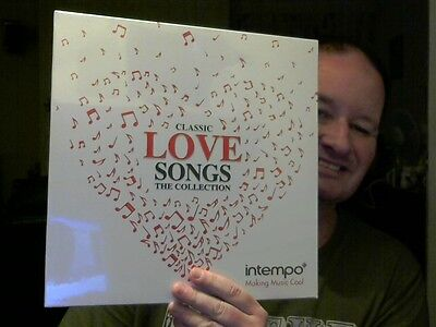 "Classic Love Songs Collection  12"" Vinyl Perfect Xmas Gift For Your Loved One"