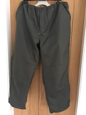 Cotton Traders Fleece Lined Fishing, Sporting  Trousers XXL