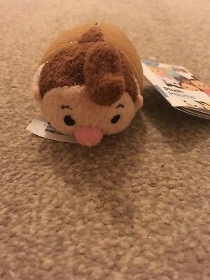 Disney Store Tsum Tsum, Le Fou , Beauty And The Beast, Brand New With Tags