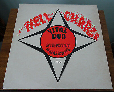Well charged vital dub strictly rockers vinyl N/M