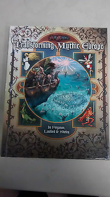 Ars Magica Transforming Mythic Europe HC. New.