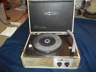 Passport Am Radio Portable Phonograph 1960 S Early 70 S
