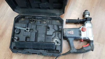 Ozito RHD6100 Corded Electric Rotary Hammer Drill Power Tool In Case 1500W