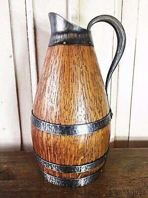 Vintage French Wine or Cider Pitcher Jug BAR or Gift - TM552