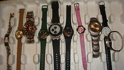 Trade Only Job Lot Of 10 X  Mixed Prototype  Watches 100% Gen ,,.,<