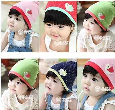 NEW Kids Toddler Girls Little Chick Organic Cotton Beanie Hat suits 0-12 months