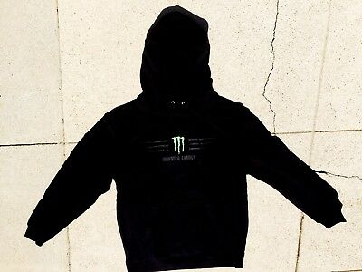 MONSTER ENERGY hoodie sweat shirt size Large BRAND NEW