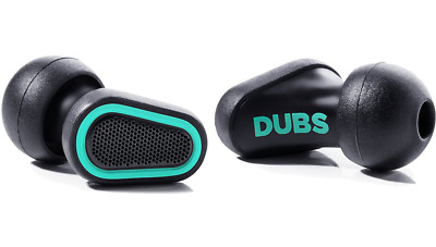 DUBS Noise Cancelling Music Ear Plugs: Acoustic Filters High Fidelity Hearing Pr
