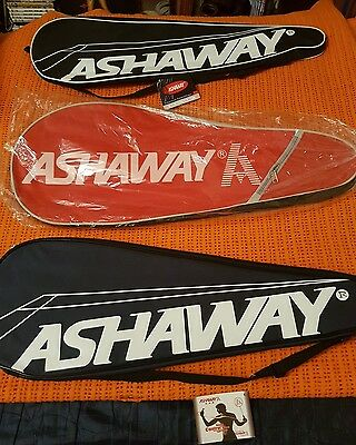 Ashaway Badinton Usa Full Length Racket Covers New With Tags