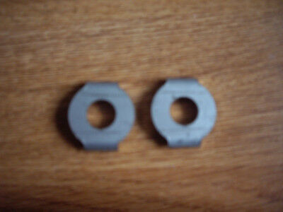 H56 BSA B25SS B50 A65 83-2216 Stainless Steel Headlamp Washer Pair, Wire Loop Mt
