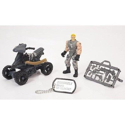True Heroes Sentinel 1 Action Figure and Vehicle - Smash - ATV by Toys R Us