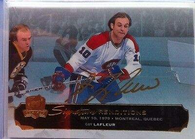 The Cup 2014-15 Signature Renditions Guy LaFluer