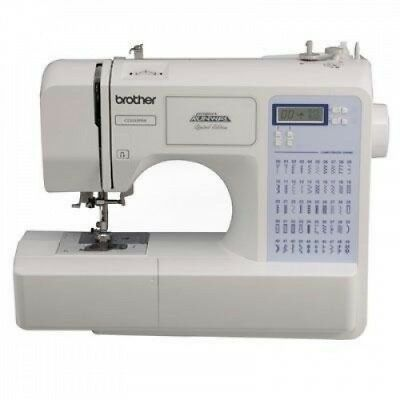 Computerised Sewing Machine 50. Brother Sewing. Shipping is Free