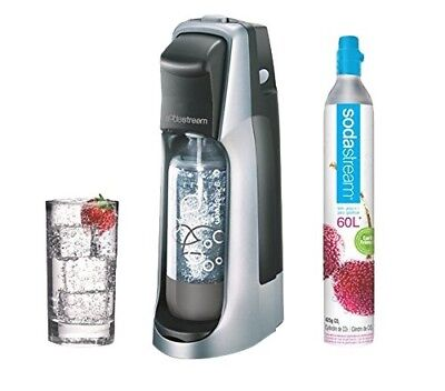(Grey) - SodaStream Water Carbonator Jet - Sparkling and Soda Grey. Huge Saving