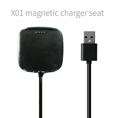 X01 magnetic charger seat for X01 android 3G smart  watch phone
