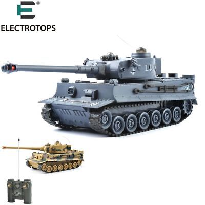 40Mhz RC Tank 1/20 RTR Germany Tiger 103 Remote Control Fighting Battle Tank