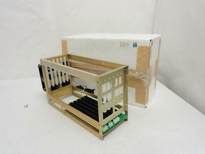 """141333 New In Box, Formax 664420 Card Cage With Fan 15"""" L, 5"""" W, 8"""" H"""