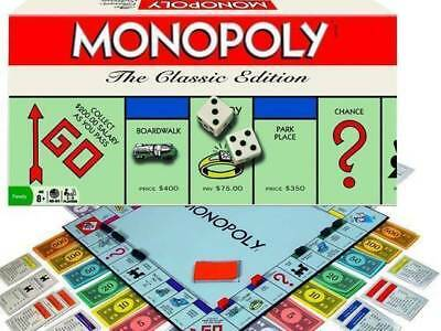 MONOPOLY CLASSIC Educational  Board Game