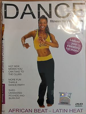 Dance Fitness for beginners with MaDonna Grimes African Beat Latin Heat