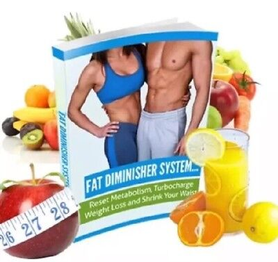 🥇FAT DIMINISHER SYSTEM™ (OFFICIAL) Lose Weight + Free Bonus - EB00K