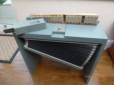 WOW Piano accordion/melodeon Tuning Table