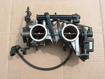 Kawasaki Ex650 Ninja 650 Rl Throttle Bodies + Injectors