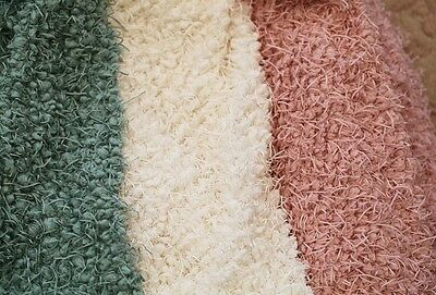 Chunky Knit Popcorn Baby Posing Fabric Blanket Rug Newborn Backdrop Photo Prop