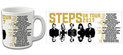 Pop Stars Steps 2017 Reunion Tour Printed Mug Top Quality Bargain Price