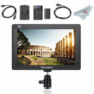 "Feelworld FH7 7"" Full HD 1920x1200 4K Input /Output HDMI On-camera Monitor"