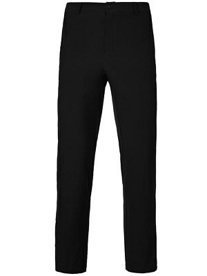 Dunning Golf Player Fit Woven Pant - Black