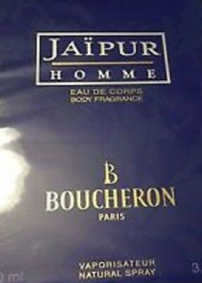 Jaipur Homme Boucheron for men EAU CORPS 100 ml