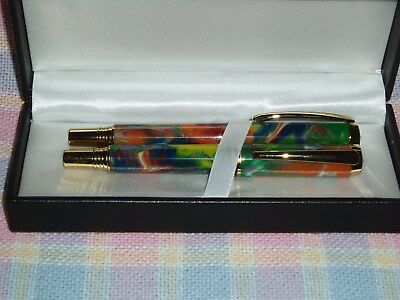 A Unique Pen Set~Hand Made~Awesome!!
