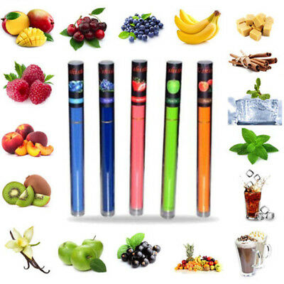 20Pcs Hookah Shisha Disposable Electronic Battery Pen 31 Flavors 500 Puffs AU
