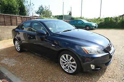 Lexus Is250, 2.5 Engine, Cream Leather, 70K Only, 6 Gear Manual, New Mot, Servic